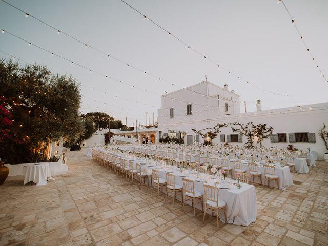 Il matrimonio di Mario e Simona a Fasano, Brindisi 86