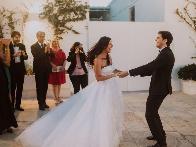 Il matrimonio di Mario e Simona a Fasano, Brindisi 87