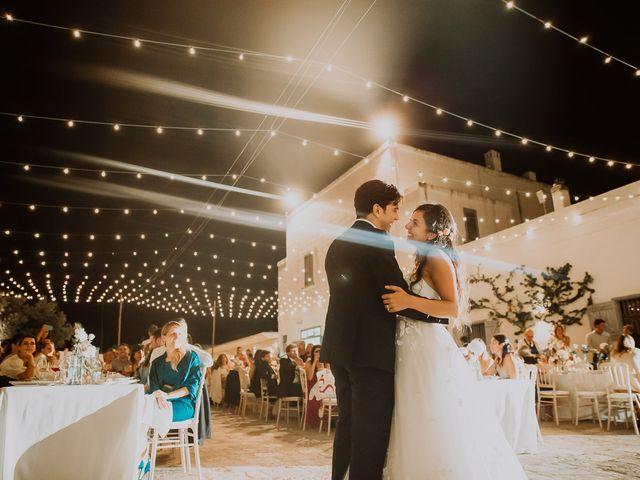 Il matrimonio di Mario e Simona a Fasano, Brindisi 93