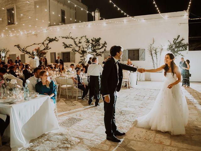 Il matrimonio di Mario e Simona a Fasano, Brindisi 94