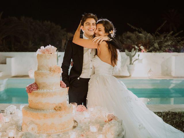 Il matrimonio di Mario e Simona a Fasano, Brindisi 104