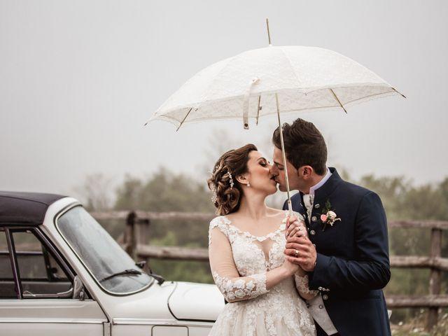 Il matrimonio di Ester e Giuseppe a Bronte, Catania 9
