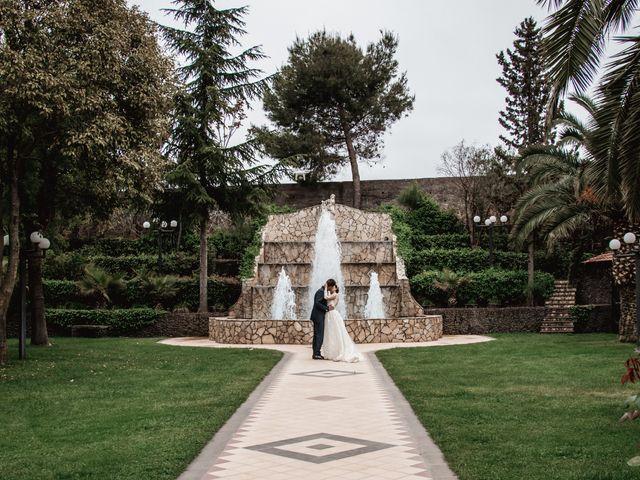 Il matrimonio di Ester e Giuseppe a Bronte, Catania 13