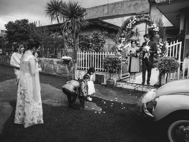 Il matrimonio di Ester e Giuseppe a Bronte, Catania 66