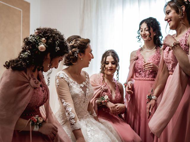 Il matrimonio di Ester e Giuseppe a Bronte, Catania 70