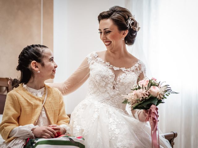Il matrimonio di Ester e Giuseppe a Bronte, Catania 71