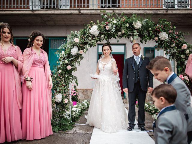 Il matrimonio di Ester e Giuseppe a Bronte, Catania 73