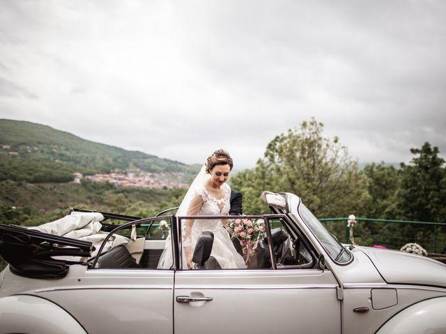 Il matrimonio di Ester e Giuseppe a Bronte, Catania 74