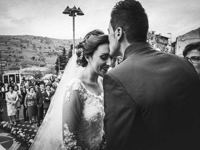 Il matrimonio di Ester e Giuseppe a Bronte, Catania 76