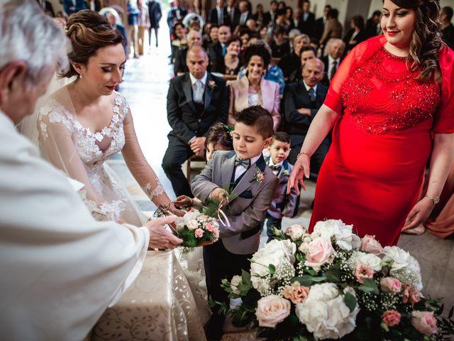 Il matrimonio di Ester e Giuseppe a Bronte, Catania 79