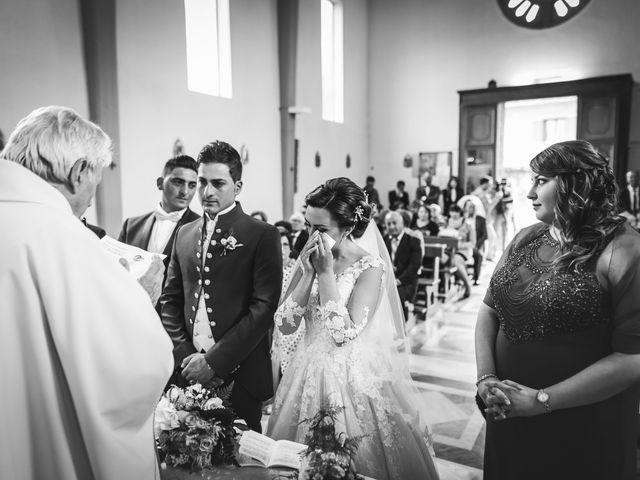 Il matrimonio di Ester e Giuseppe a Bronte, Catania 80