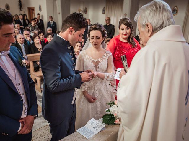 Il matrimonio di Ester e Giuseppe a Bronte, Catania 81
