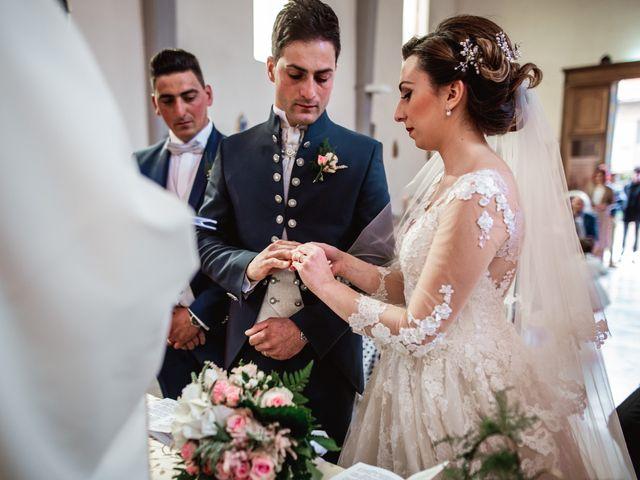 Il matrimonio di Ester e Giuseppe a Bronte, Catania 82