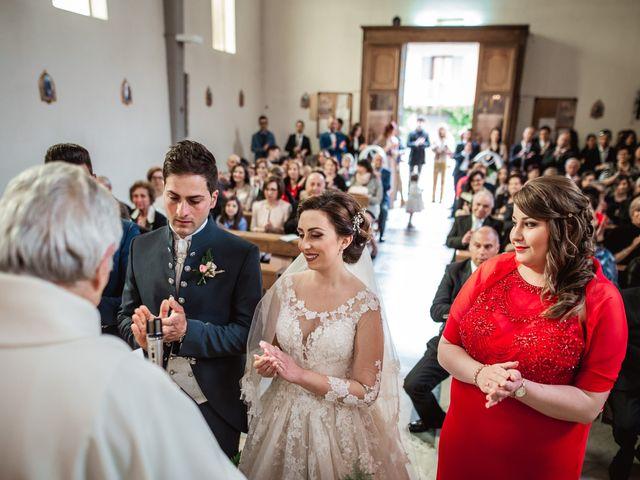 Il matrimonio di Ester e Giuseppe a Bronte, Catania 83