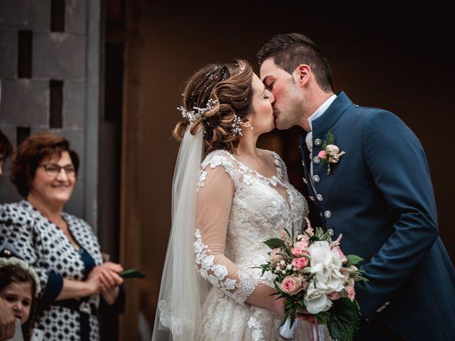 Il matrimonio di Ester e Giuseppe a Bronte, Catania 85
