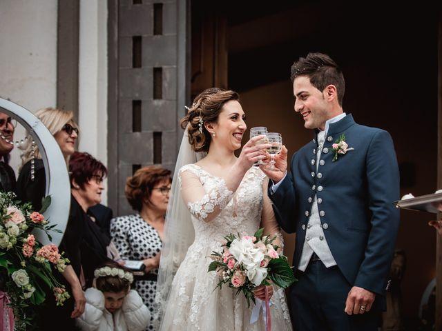 Il matrimonio di Ester e Giuseppe a Bronte, Catania 86