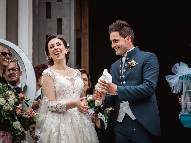 Il matrimonio di Ester e Giuseppe a Bronte, Catania 87