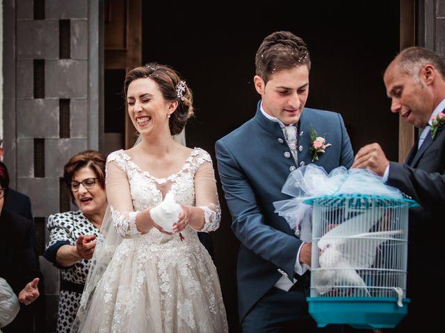 Il matrimonio di Ester e Giuseppe a Bronte, Catania 88