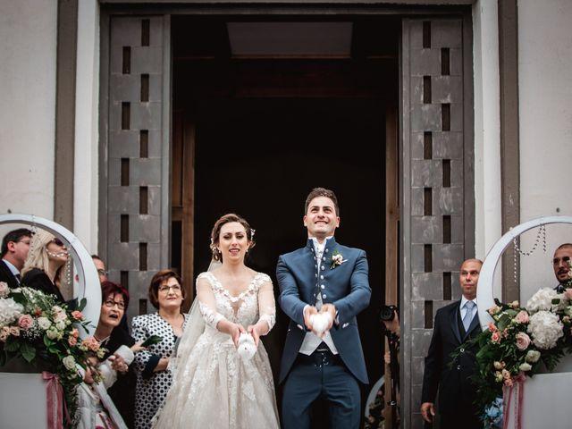 Il matrimonio di Ester e Giuseppe a Bronte, Catania 89
