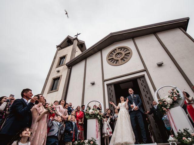 Il matrimonio di Ester e Giuseppe a Bronte, Catania 90