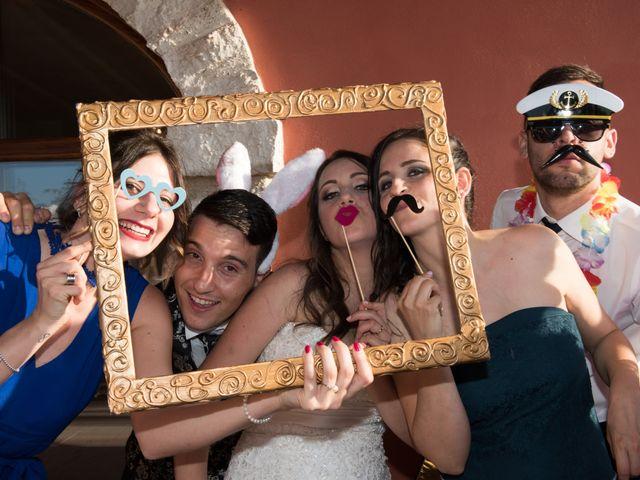 Il matrimonio di Davide e Cristina a Bracciano, Roma 3