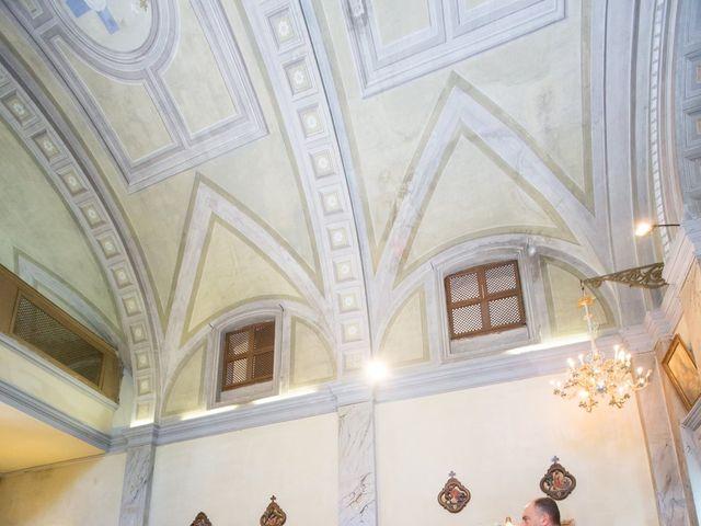 Il matrimonio di Davide e Cristina a Bracciano, Roma 10