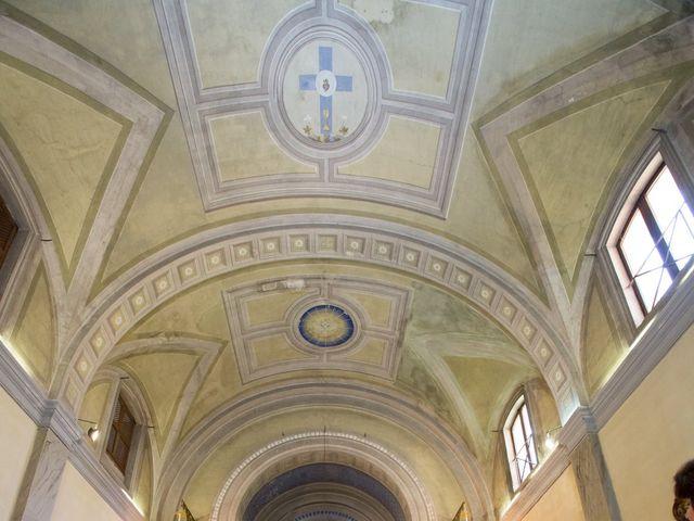 Il matrimonio di Davide e Cristina a Bracciano, Roma 12
