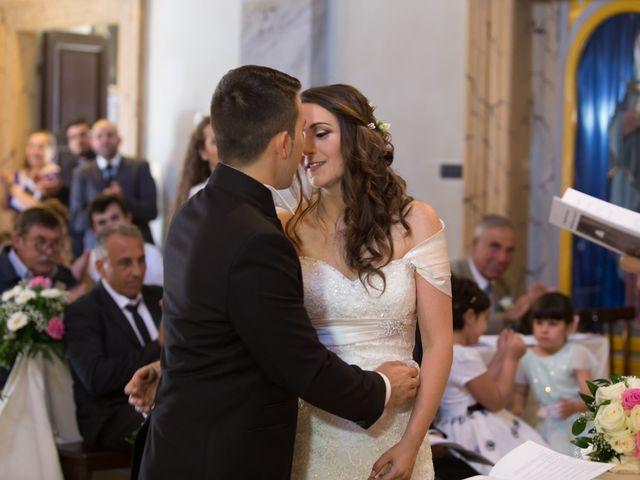 Il matrimonio di Davide e Cristina a Bracciano, Roma 13