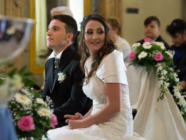 Il matrimonio di Davide e Cristina a Bracciano, Roma 14