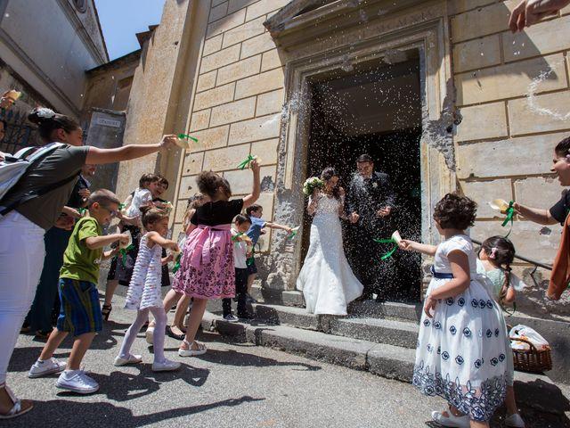 Il matrimonio di Davide e Cristina a Bracciano, Roma 15