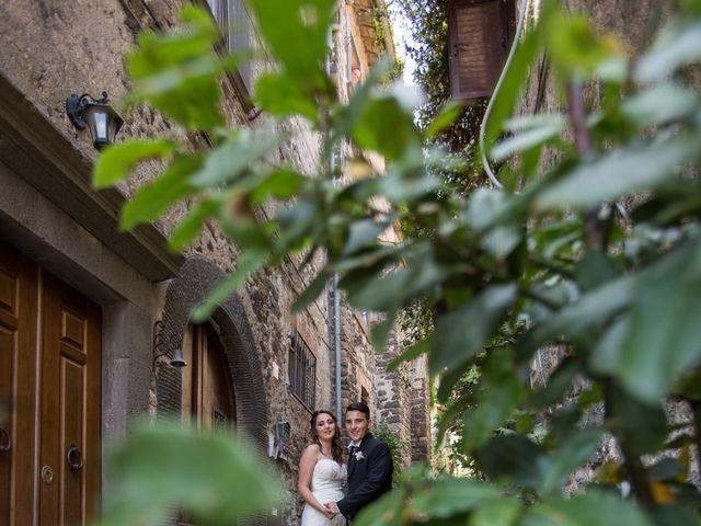 Il matrimonio di Davide e Cristina a Bracciano, Roma 20
