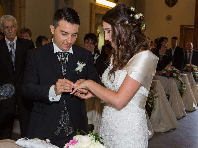 Il matrimonio di Davide e Cristina a Bracciano, Roma 26