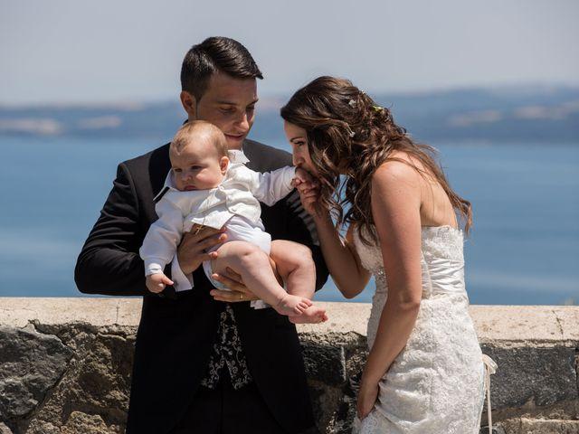 Il matrimonio di Davide e Cristina a Bracciano, Roma 27