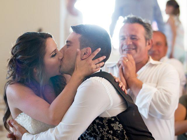 Il matrimonio di Davide e Cristina a Bracciano, Roma 30