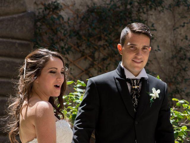 Il matrimonio di Davide e Cristina a Bracciano, Roma 35