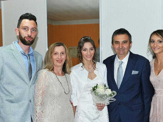 Il matrimonio di Simone e Monica a Barengo, Novara 8