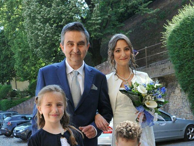 Il matrimonio di Simone e Monica a Barengo, Novara 12