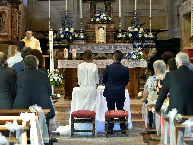 Il matrimonio di Simone e Monica a Barengo, Novara 13