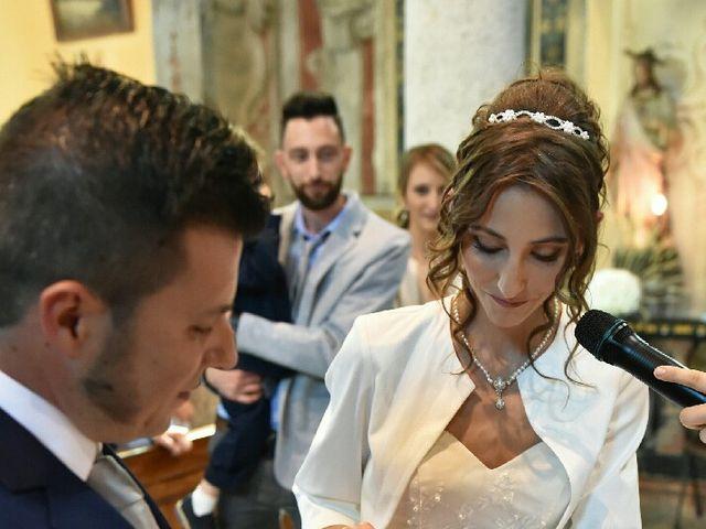 Il matrimonio di Simone e Monica a Barengo, Novara 14