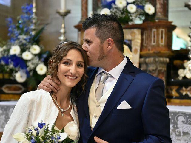 Il matrimonio di Simone e Monica a Barengo, Novara 16