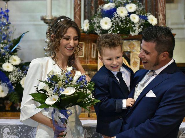 Il matrimonio di Simone e Monica a Barengo, Novara 17