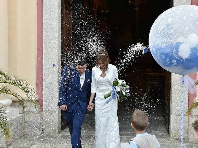 Il matrimonio di Simone e Monica a Barengo, Novara 18