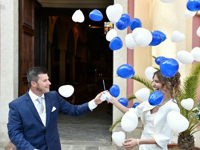 Il matrimonio di Simone e Monica a Barengo, Novara 19