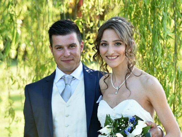 Il matrimonio di Simone e Monica a Barengo, Novara 21