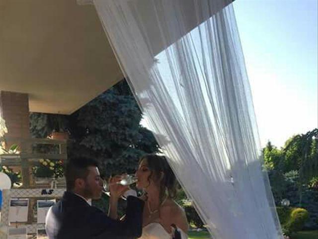 Il matrimonio di Simone e Monica a Barengo, Novara 26