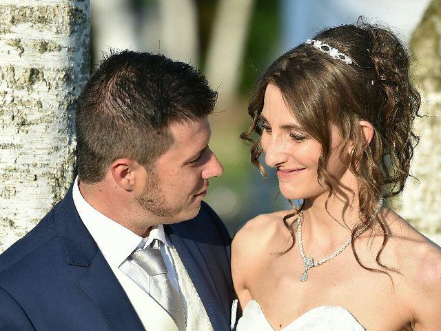 Il matrimonio di Simone e Monica a Barengo, Novara 1