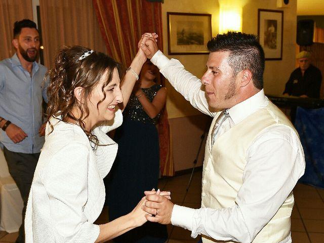 Il matrimonio di Simone e Monica a Barengo, Novara 31