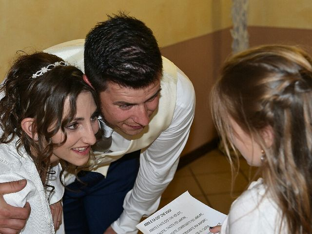 Il matrimonio di Simone e Monica a Barengo, Novara 32