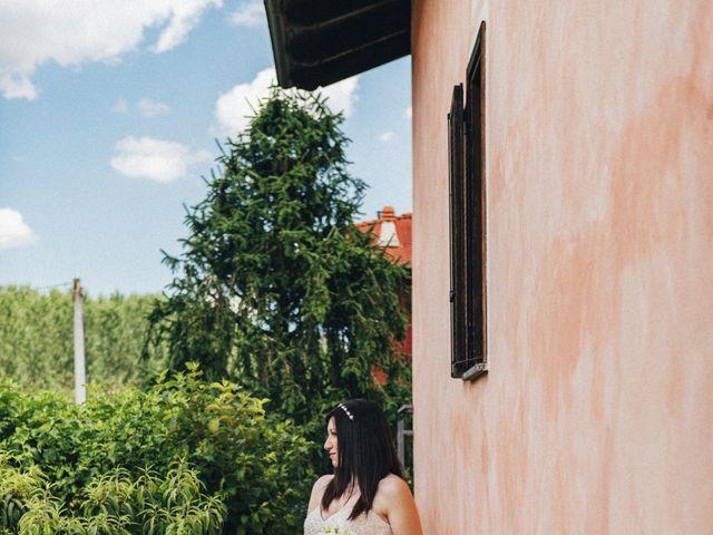 Il matrimonio di Fabio e Marianna a Monticello d'Alba, Cuneo 11