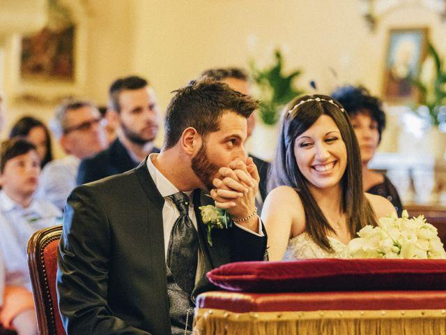 Il matrimonio di Fabio e Marianna a Monticello d'Alba, Cuneo 17